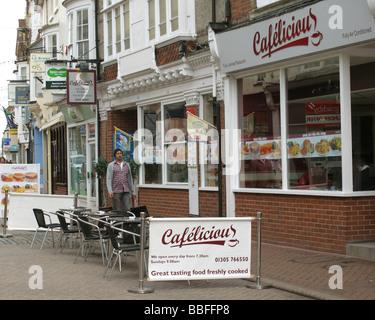 Weymouth Dorset England GB UK 2009 - Stock Photo