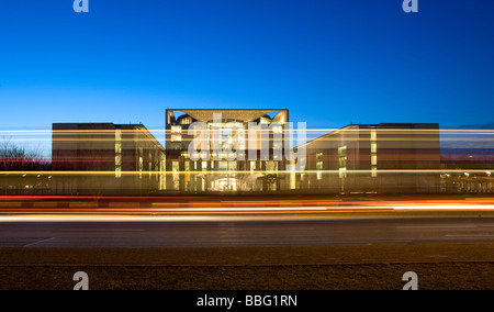 Bundeskanzleramt berlin - Stock Photo