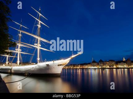 Af Chapman ship - Stock Photo