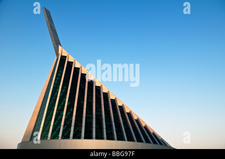 The National Museum of the Marine Corps, Quantico Marine Corps Base, Triangle Virginia - Stock Photo