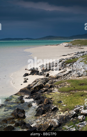 Traigh Lar , South Harris, Outer Hebrides, Scotland - Stock Photo