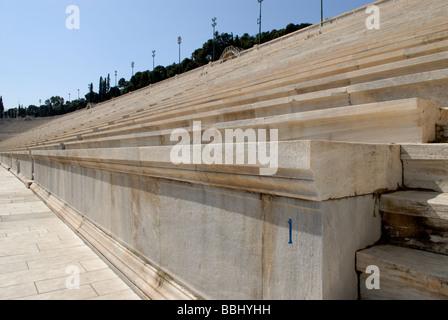 PANATHENAIC STADIUM - Stock Photo