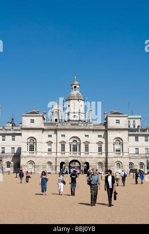Horse Guards Parade - London - Stock Photo