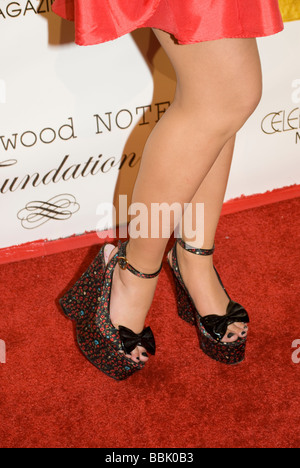 BEVERLY HILLS MAY 31 2009 Actress Lauren Storm I Love You Beth Cooper at the Change the World Humanitarian Awards - Stock Photo