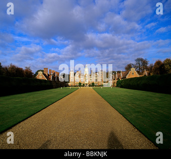 Blickling Hall Norfolk - Stock Photo