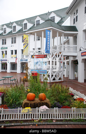 Waterville Valley Resort National Forest White Mountains American - Stock Photo