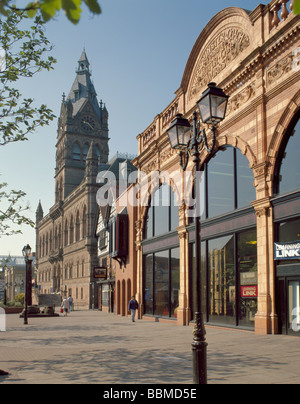 Chester town hall northgate street chester cheshire for Cheshire bridge motor inn