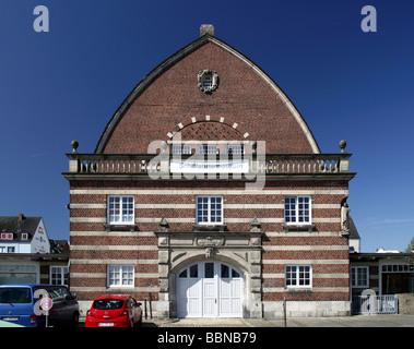 Schifffahrtsmuseum maritime museum, Kiel, Schleswig-Holstein, Germany, Europe - Stock Photo