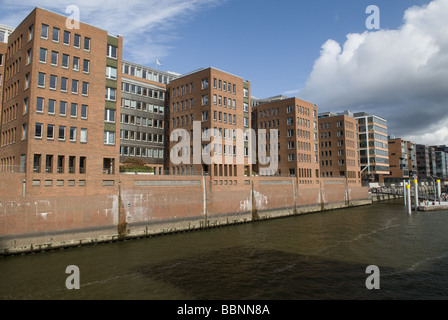 geography / travel, Germany, Hamburg, HafenCity, Additional-Rights-Clearance-Info-Not-Available - Stock Photo