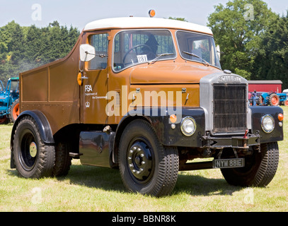 Scammell 1 - Stock Photo