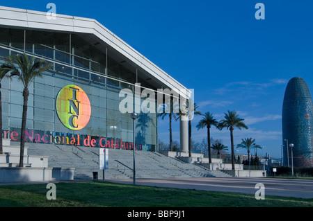 National theatre of catalonia tnc by ricardo bofill for Teatre nacional de catalunya