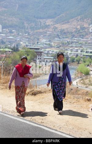 Bhutan Girls