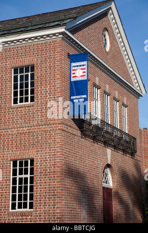 'National Baseball Hall of Fame and Museum, Cooperstown, NY ' - Stock Photo