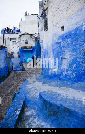 Chefchaouen, Morocco, North Africa - Stock Photo