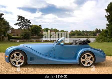 2004 Morgan Aero 8 - Stock Photo