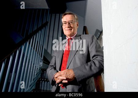 Sir Ewan Harper CBE Chief Executive of the Christian educational charity ULT United Learning Trust - Stock Photo