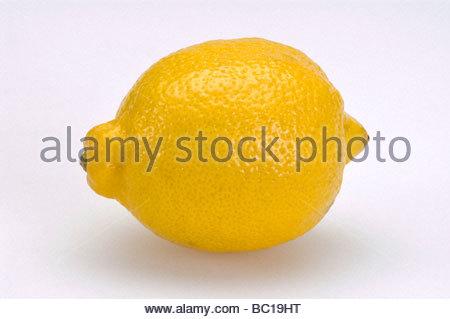 A lemon - Stock Photo