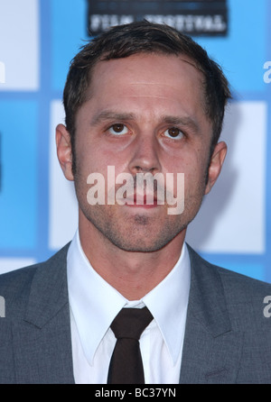 GIOVANNI RIBISI PUBLIC ENEMIES LOS ANGELES PREMIERE AT THE LOS ANGELES FILM FESTIVAL WESTWOOD CA USA 23 June 2009 - Stock Photo