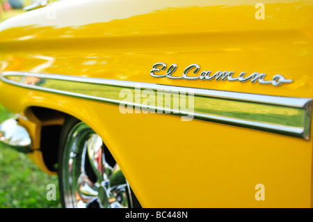 Vintage Car - Stock Photo