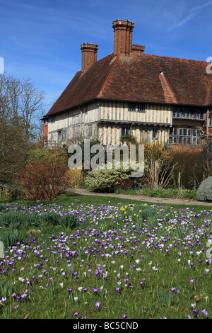 Great Dixter Sussex Christopher Lloyds Garden and House - Stock Photo