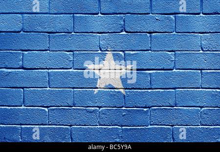 Flag of Somalia - Stock Photo