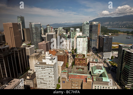 Northern Vancouver British Columbia Canada - Stock Photo