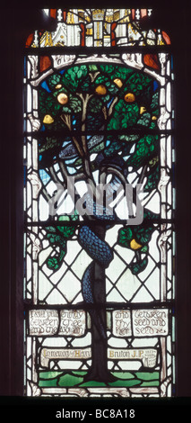 Gloucester Cathedral Tree of Knowledge - Stock Photo
