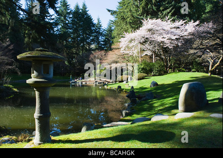 Japanese Nitobe Memorial Garden on the UBC campus University of ...