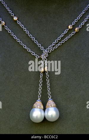 Buccellati Place Vendome Paris France jeweller - Stock Photo