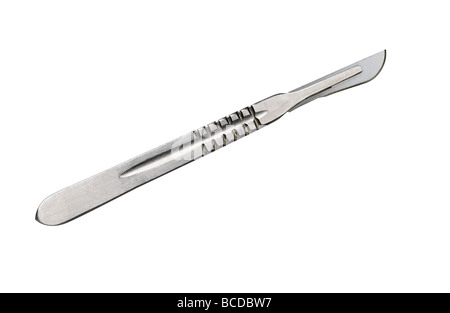 scalpel - Stock Photo