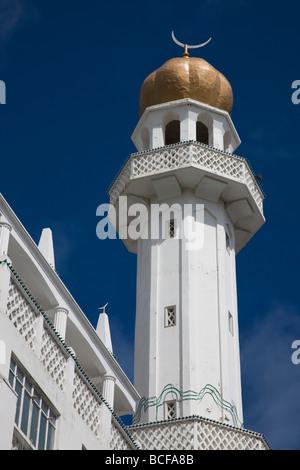 Mauritius, Port Louis, Jummah Mosque - Stock Photo