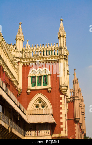 India, West Bengal, Kolkata, Calcutta, High Court - Stock Photo