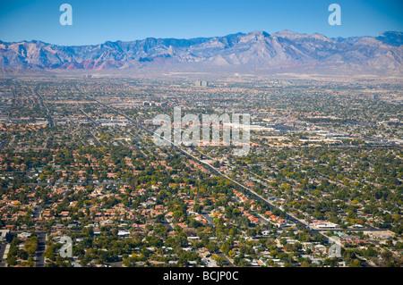 USA, Nevada, Las Vegas - Stock Photo