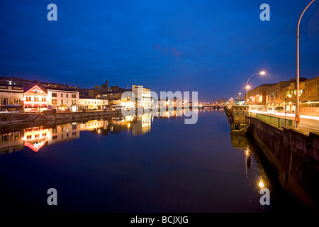 Lee river cork - Stock Photo