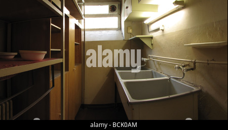 Germany Saxony Bautzen DDR political prison - Stock Photo