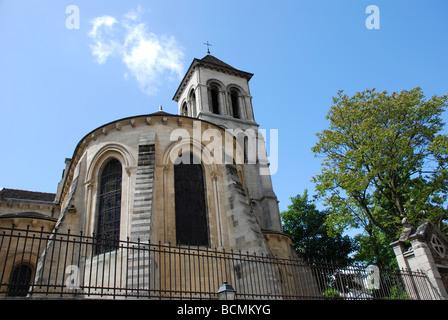 St Pierre de Montmartre Paris - Stock Photo