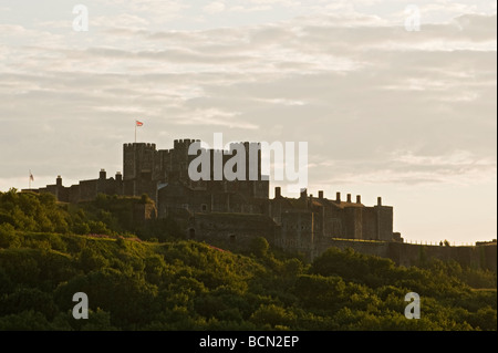 Dover castle, Kent, UK - Stock Photo