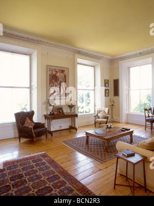 Sitting Room In Georgian House