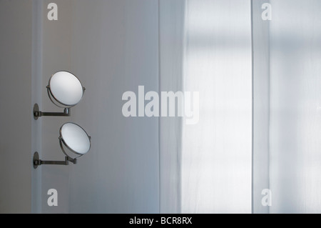Cosmetic mirrors - Stock Photo