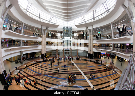 Arrival hall, O R Tambo International Airport, Johannesburg, South Africa, Africa