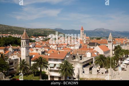 Trogir - Croatia - unesco monument - Stock Photo