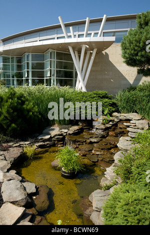 ... Cleveland Botanical Gardens Cleveland Ohio   Stock Photo