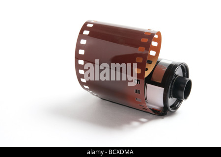 Roll of Camera Film - Stock Photo