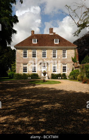 Home of former Prime Minister Ted Heath Salisbury - Stock Photo