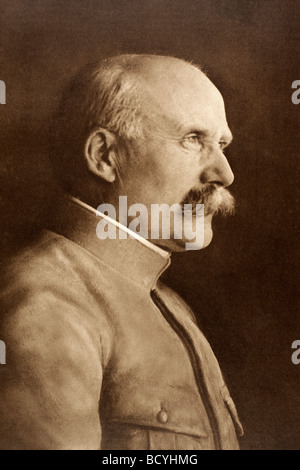 Henri Philippe Petain 1856 to 1951. French army general in First World War and head of Vichy government in Second - Stock Photo