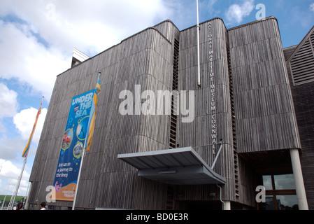 The National Maritime Museum, Falmouth, Cornwall, UK - Stock Photo