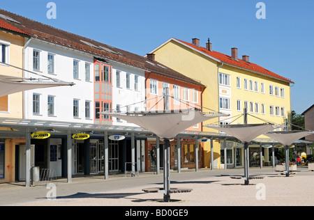 Traunreut - Stock Photo