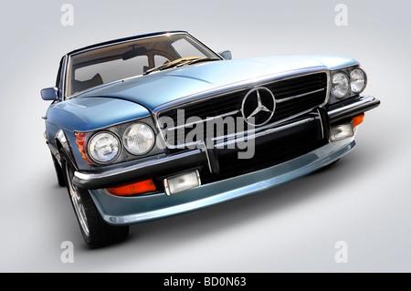 1979 Mercedes Benz 450SL - Stock Photo
