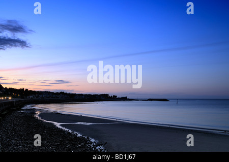 Colwyn Bay, a view towards Rhos on Sea, North Wales, United Kingdom. - Stock Photo