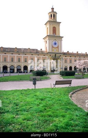 Gualtieri reggio emilia italy bentivoglio square stock - Gualtieri mobili reggio emilia ...